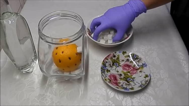 Готовим апельсиновый ликер в домашних условиях