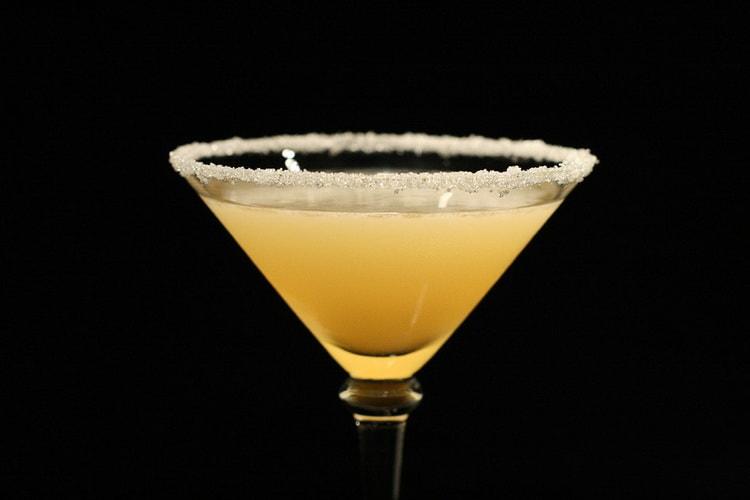 коктейль белая леди французский рецепт