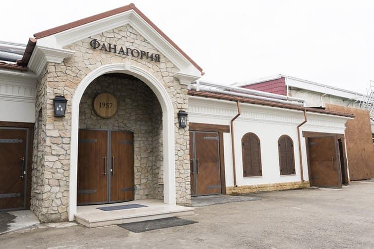 Предприятие Фанагория находится в Краснодарском крае.