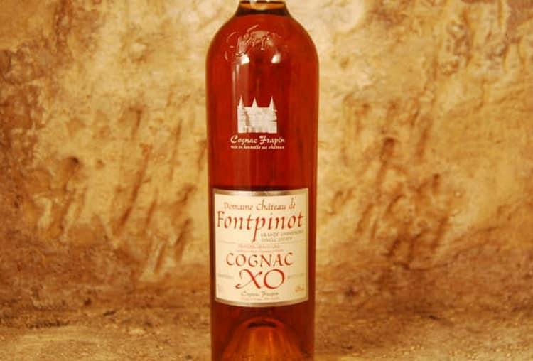 Аромат портвейна и засахаренных фруктов характерен для коньяка frapin xo fontpinot xo.