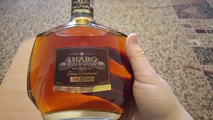Коньяк Шабо это достойный представитель крепких алкогольных напитков от украинского производителя.