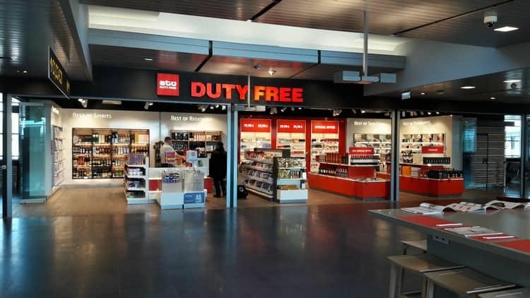 Чтобы быть более уверенными в том, что покупаете настоящий коньяк, лучше делать это в магазинах Duty Free.