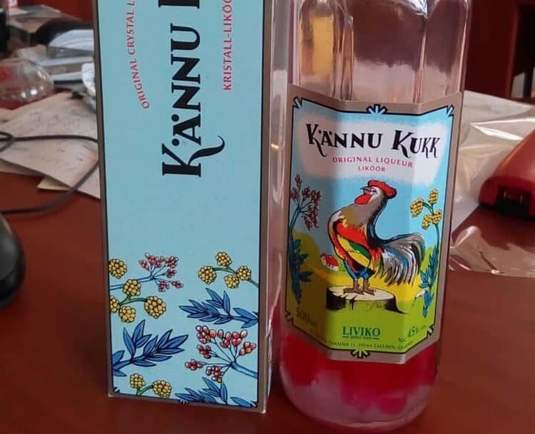 Ликер Кянну Кукк производится в Эстонии.
