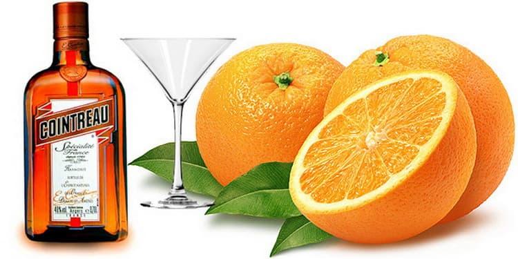 Какой на вкус апельсиновый ликер cointreau