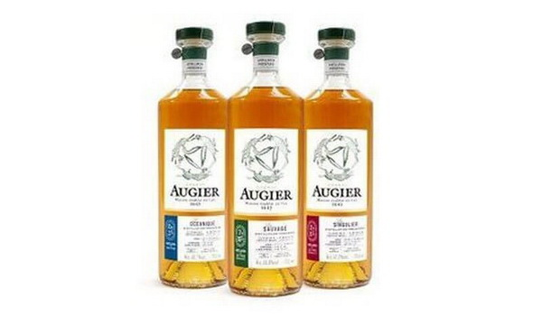 Хороший французский коньяк Augier