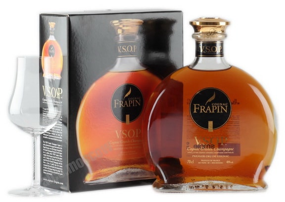 французский коньяк Frapin