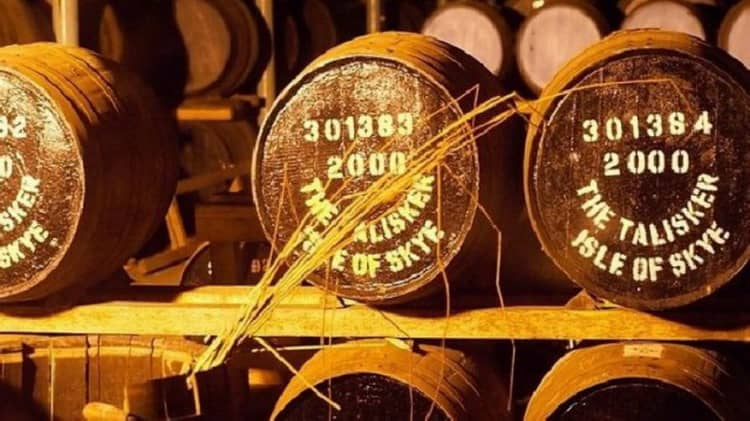 Производство солодового виски