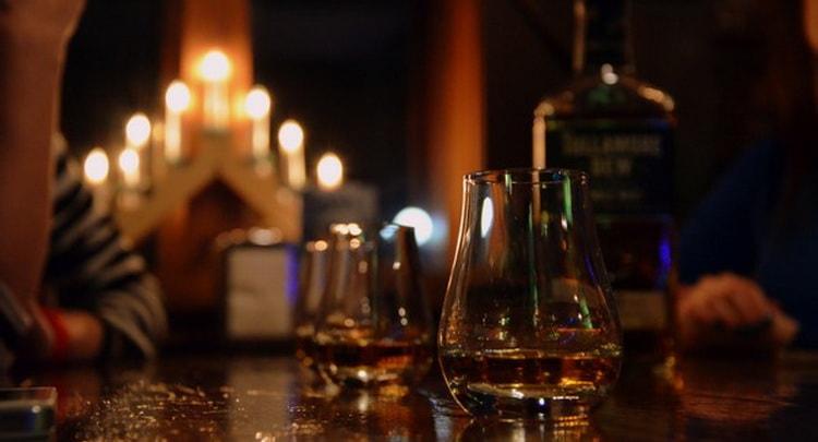 Как подавать односолодовый ирландский виски