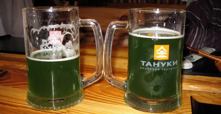 Как купить оригинальное бамбуковое пиво тануки
