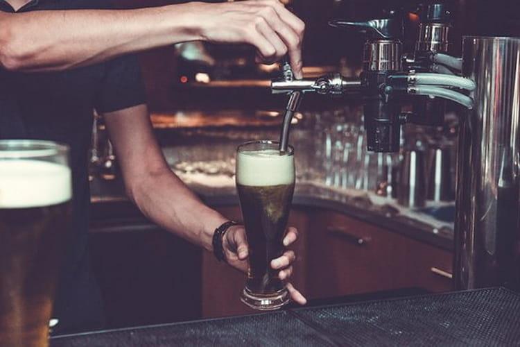 Как подавать зеленое бамбуковое пиво