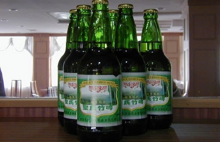 Производитель бамбукового пива