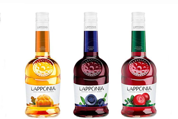 Lapponia ликер из финляндии