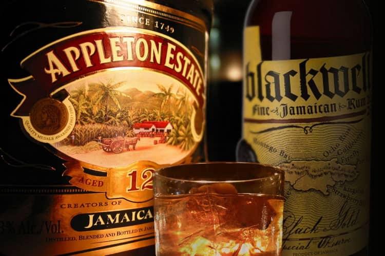 Дегустация ямайского рома