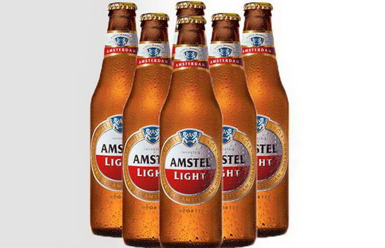 Оригинал amstel пиво