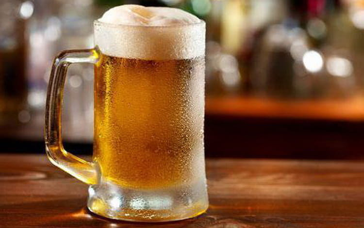 Как подавать отличное пиво амстел
