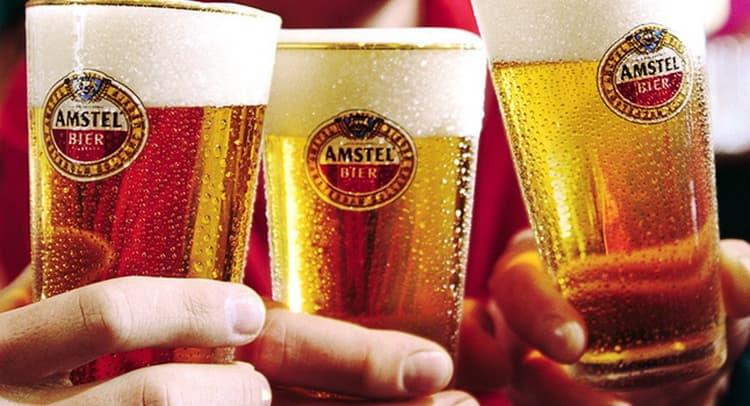 Характеристики пива амстел