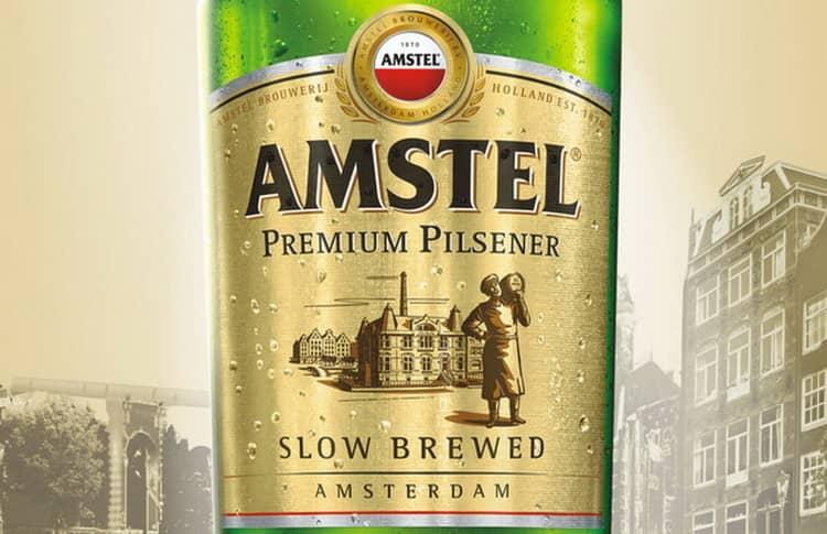 Как создавалось пиво Amstel
