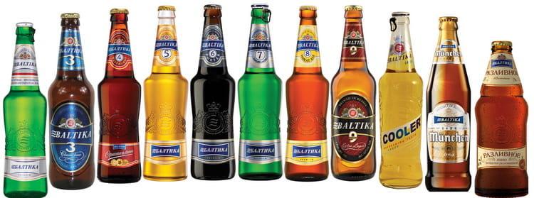 как выбрать ассортимент пива балтика