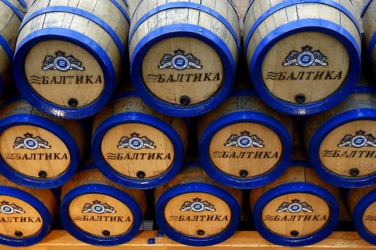 Интересный факт о пиве балтика