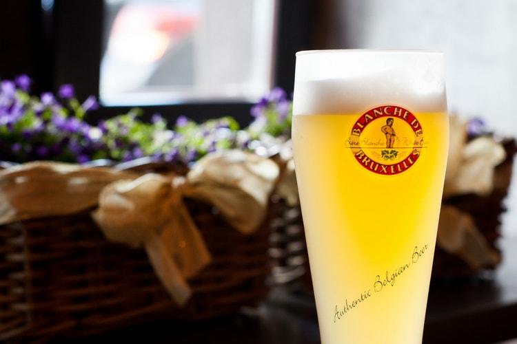 История создания пива бланш де брюссель