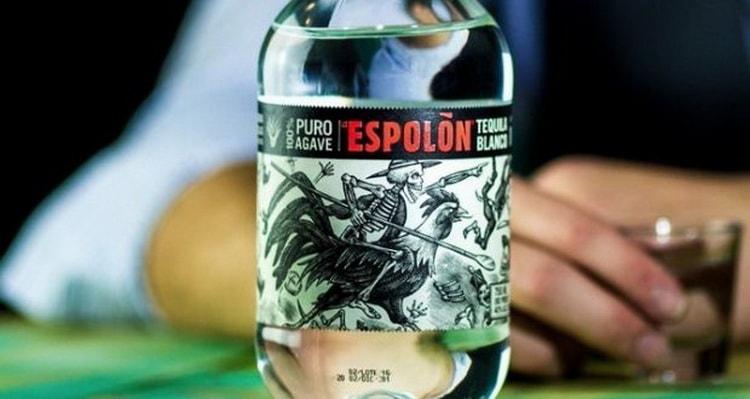 Производство текилы espolon reposado, blanko