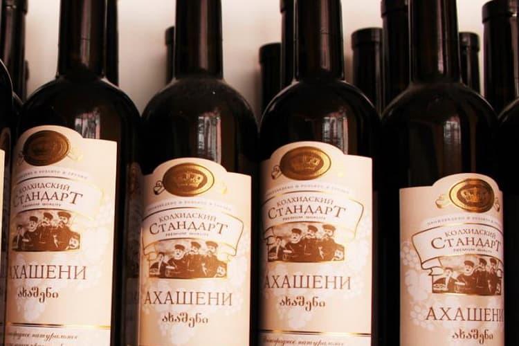 Как выбрать оригинальное вино Ахашени