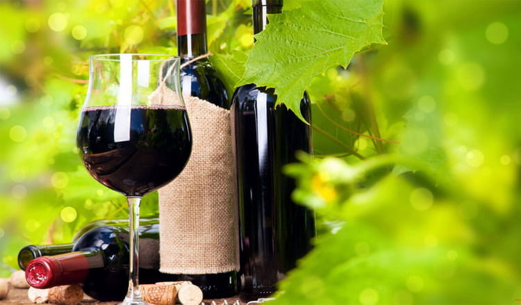 Особенности вина ахашени