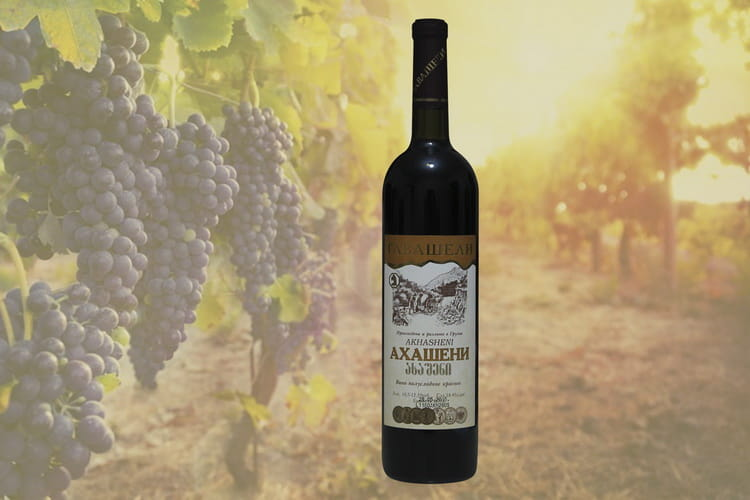 Как создавалось вино Ахашени