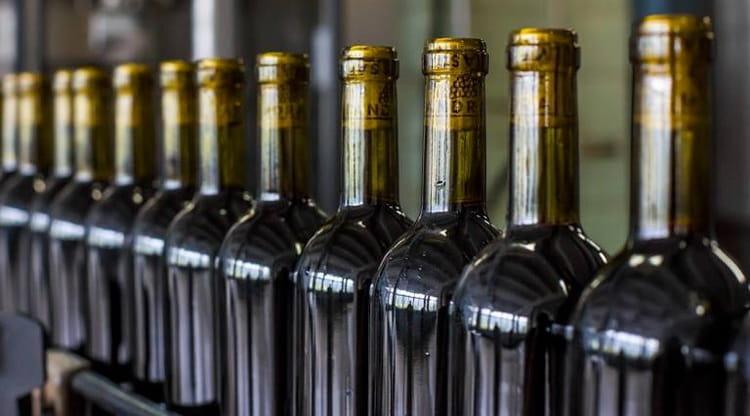 Производство сухого абхазского вина
