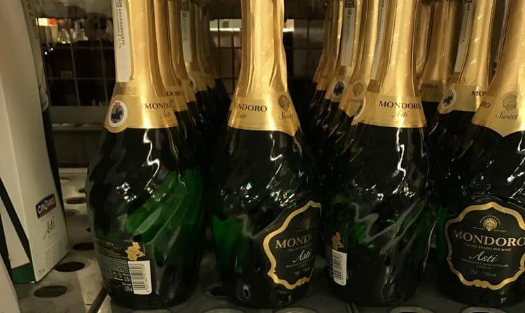 Как выбрать игристое вино asti