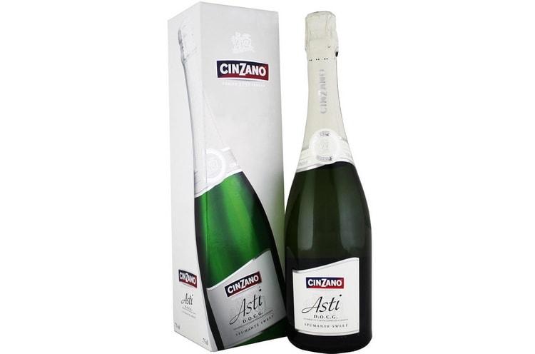 Как опредилить оригинал шампанского асти чинзано