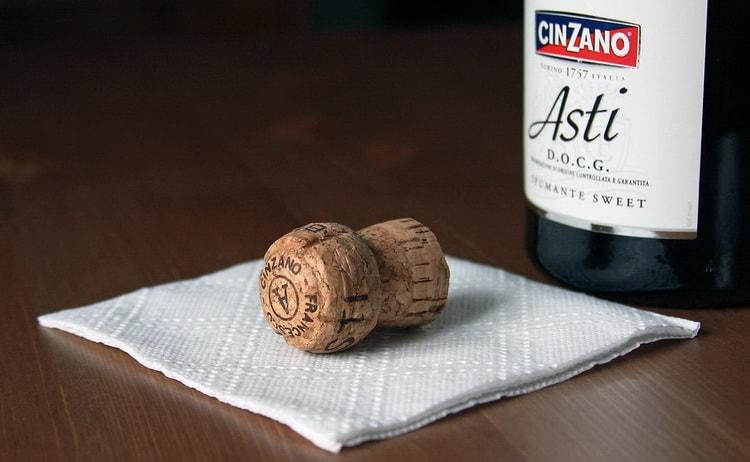 Как и с чем подавать шампанское cinzano asti