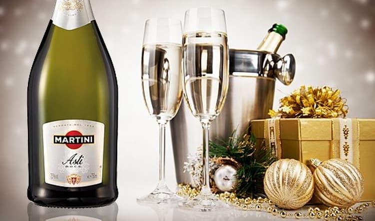 мартини асти как понятьт это шампанское или вино