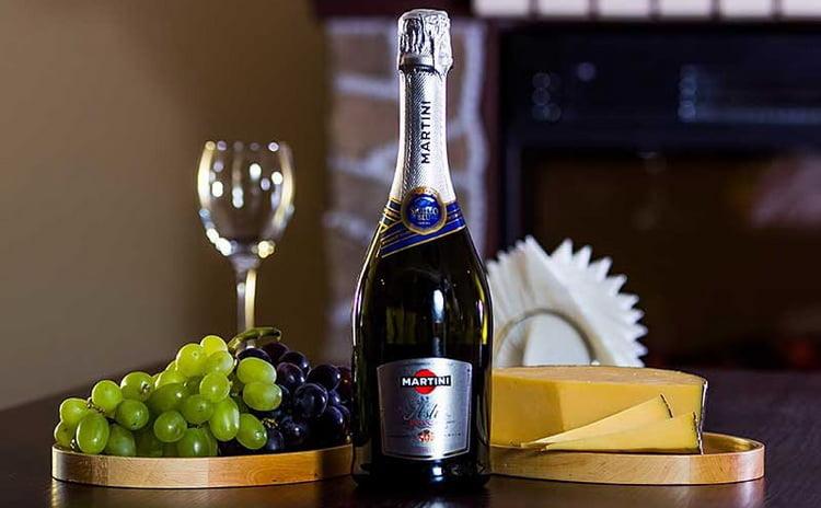 мартини асти как и с чем пить