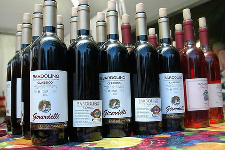 бардолино вино красное сухое как определить оригинал