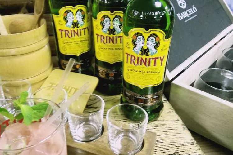 Вкус виски тринити