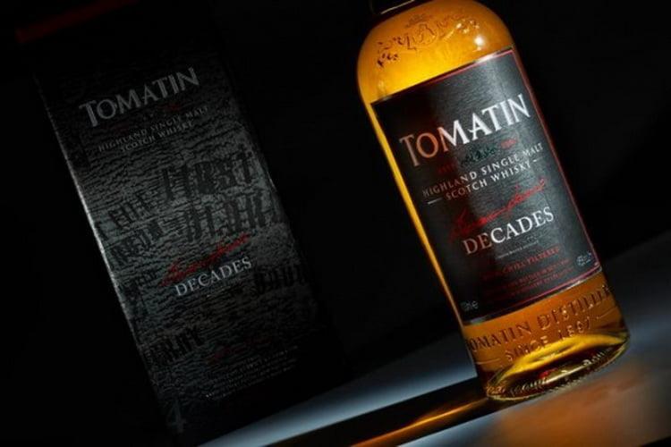 Оригинальный виски tomatin decades