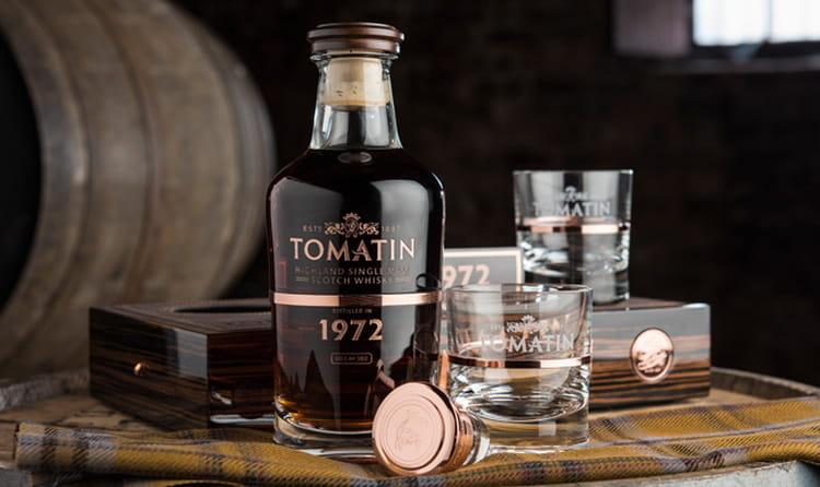 История виски томатин