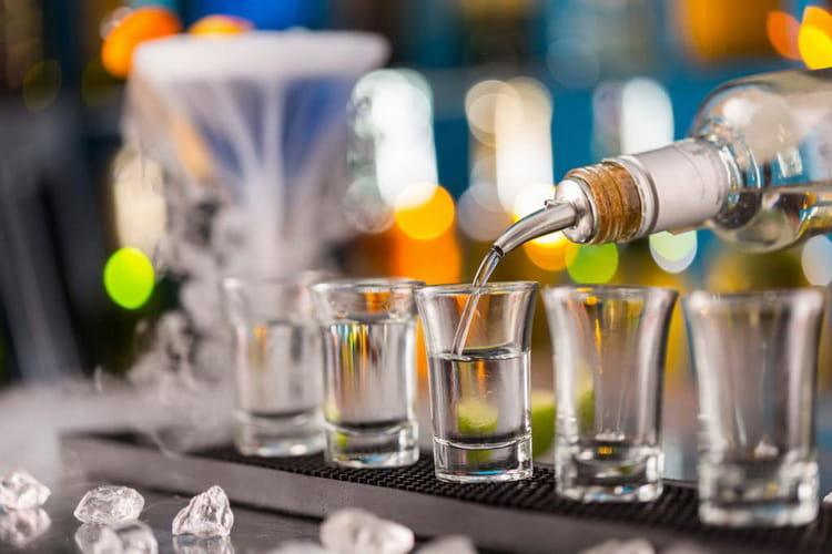 Как подавать водку байкал айс