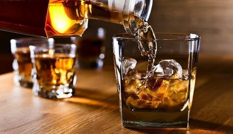 Как подавать островные виски шотландии