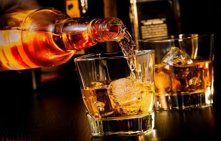 Дегустация островного виски