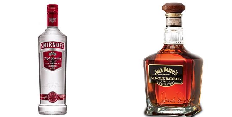 Коньяк виски или водка что лучше