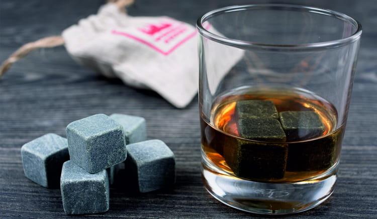 камни для охлаждения виски сколько их нужно