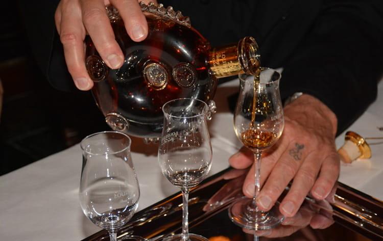 Как подавать louis remy martin 13