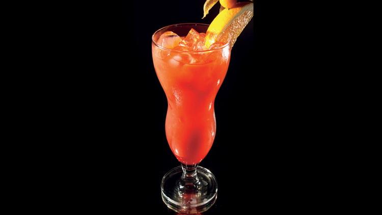 багама мама отличный коктейль