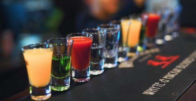 Классический коктейль бронепоезд