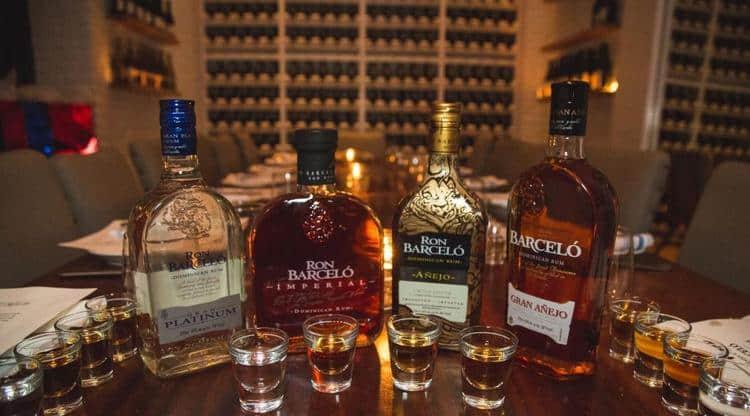 Ром Барсело это довольно-таки обширная линейка напитков на любой вкус.