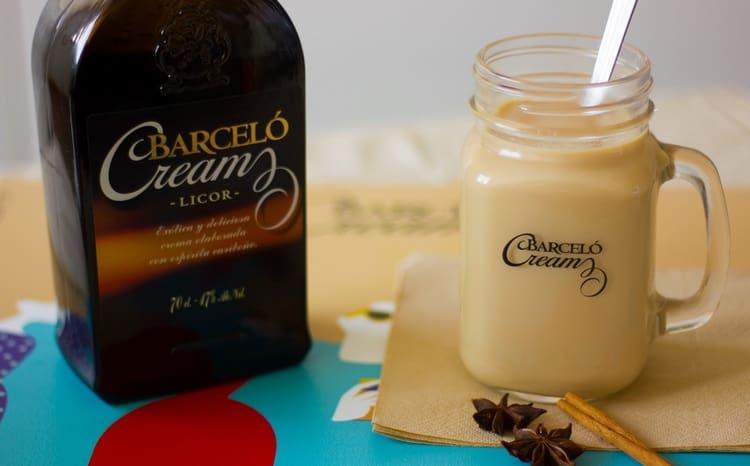 Очень вкусный Barcelo Cream.