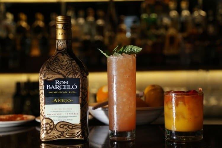 ром Рон Барсело Аньехо вполне может стать хорошей основой для алкогольных коктейлей.