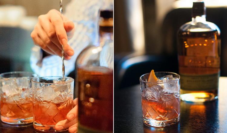 Как правильно подавать ржанной виски